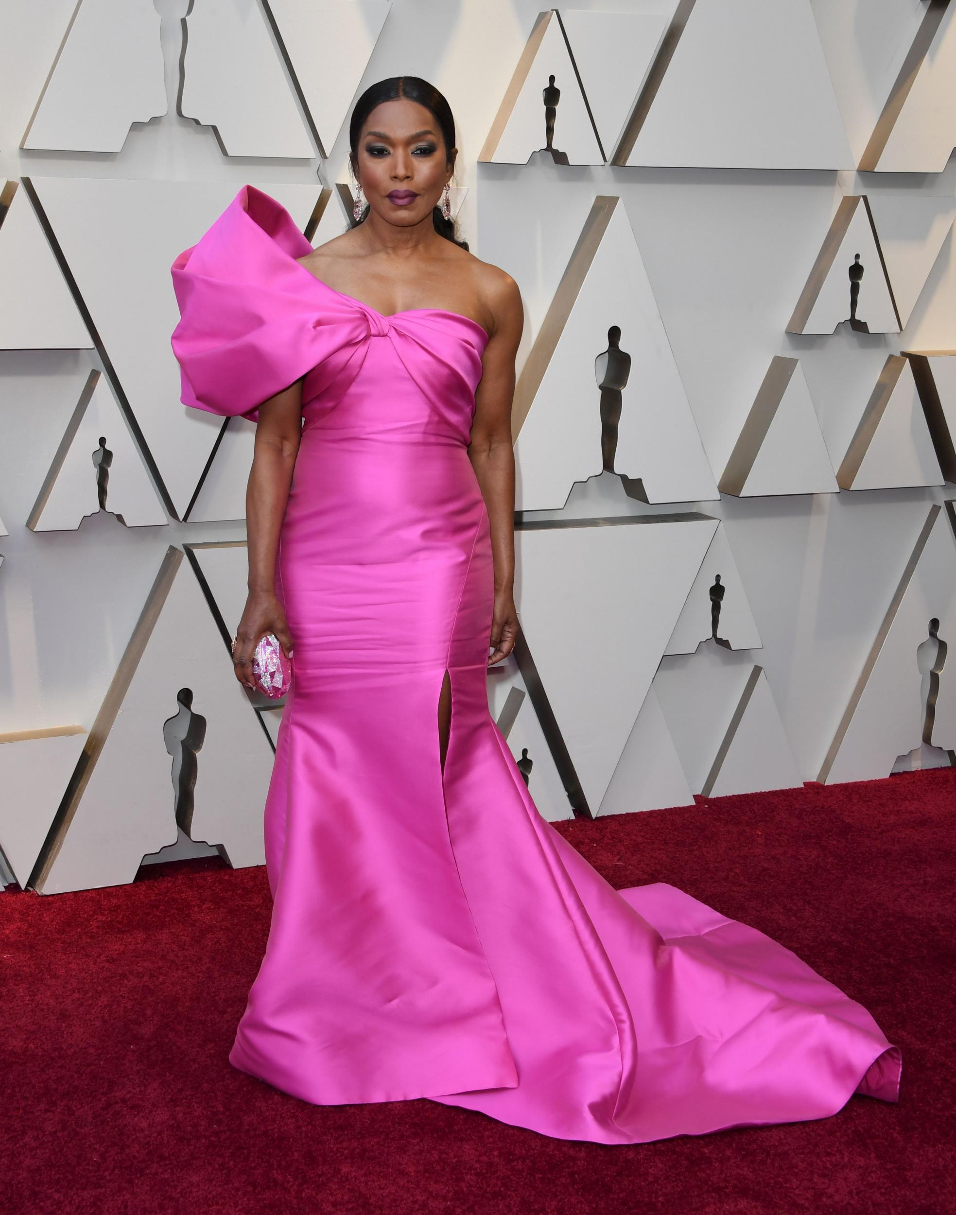 Oscars 2019: Pink outfits dominated the red carpet from