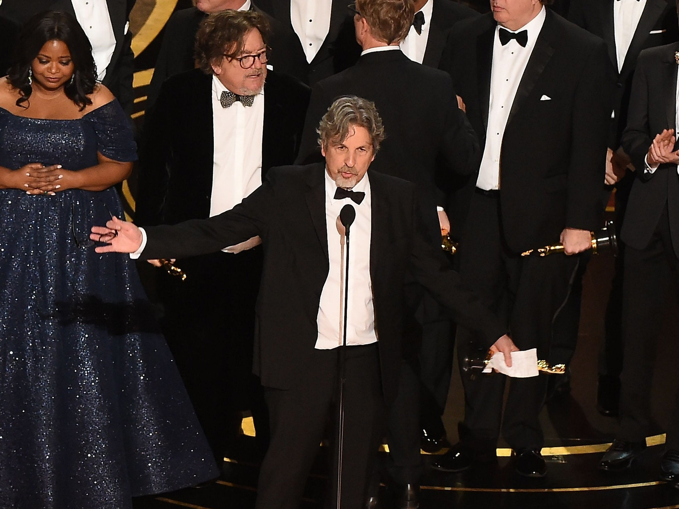 Oscars 2019: Five talking points, from Spike Lee storming