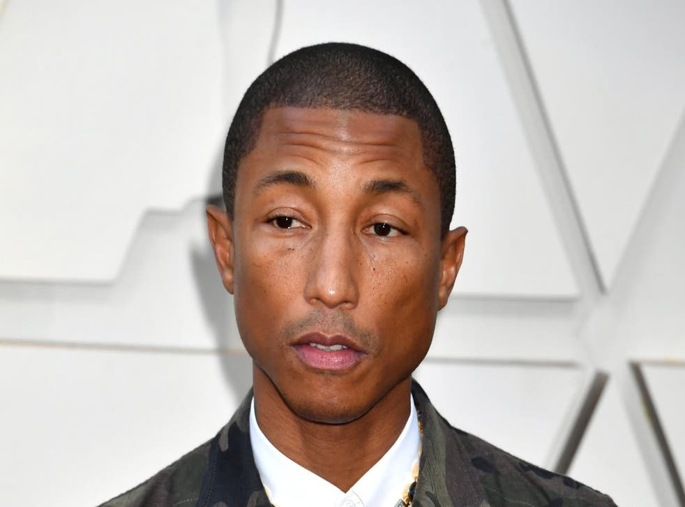 Related video: Pharrell says 'Blurred Lines' backlash made him realise 'we live in a chauvinist culture'