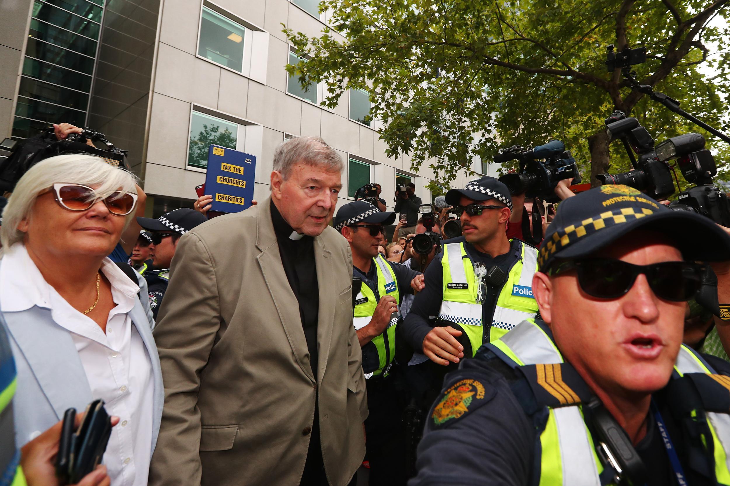 George Pell guilty: Vatican treasurer convicted of child