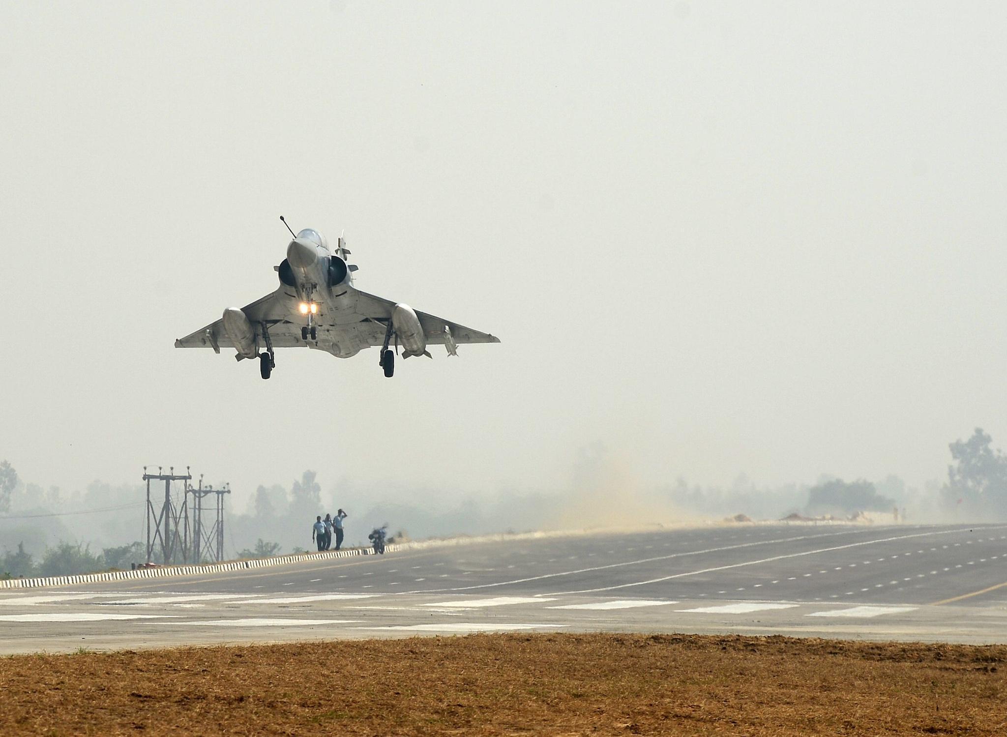 India air strike on Pakistan: ...