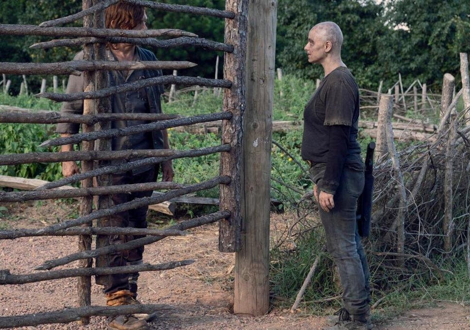 The Walking Dead Season 9 Episode 11 Review Samantha