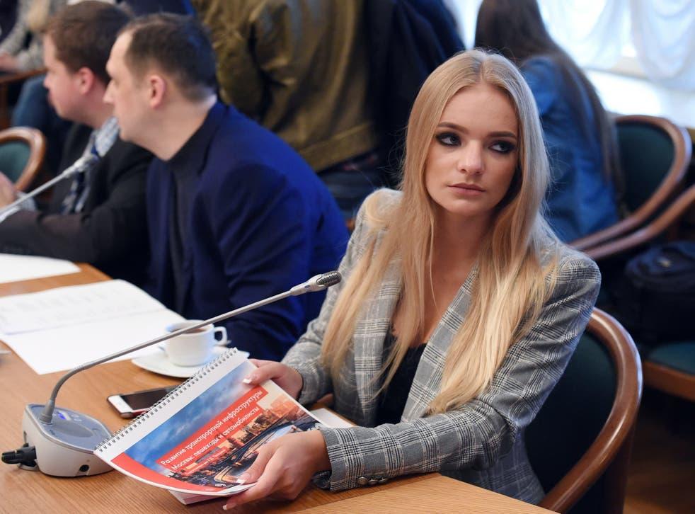 Elizaveta Peskova