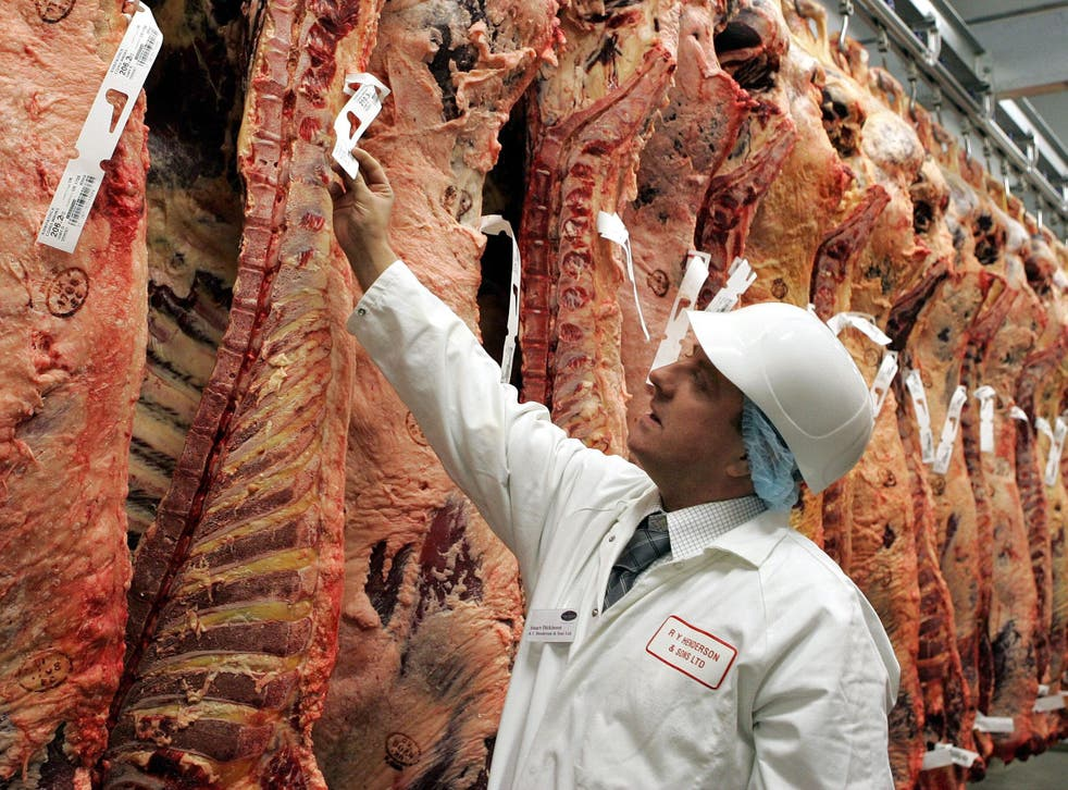 About 12% of all animals killed in Britain each year are slaughtered using halal methods
