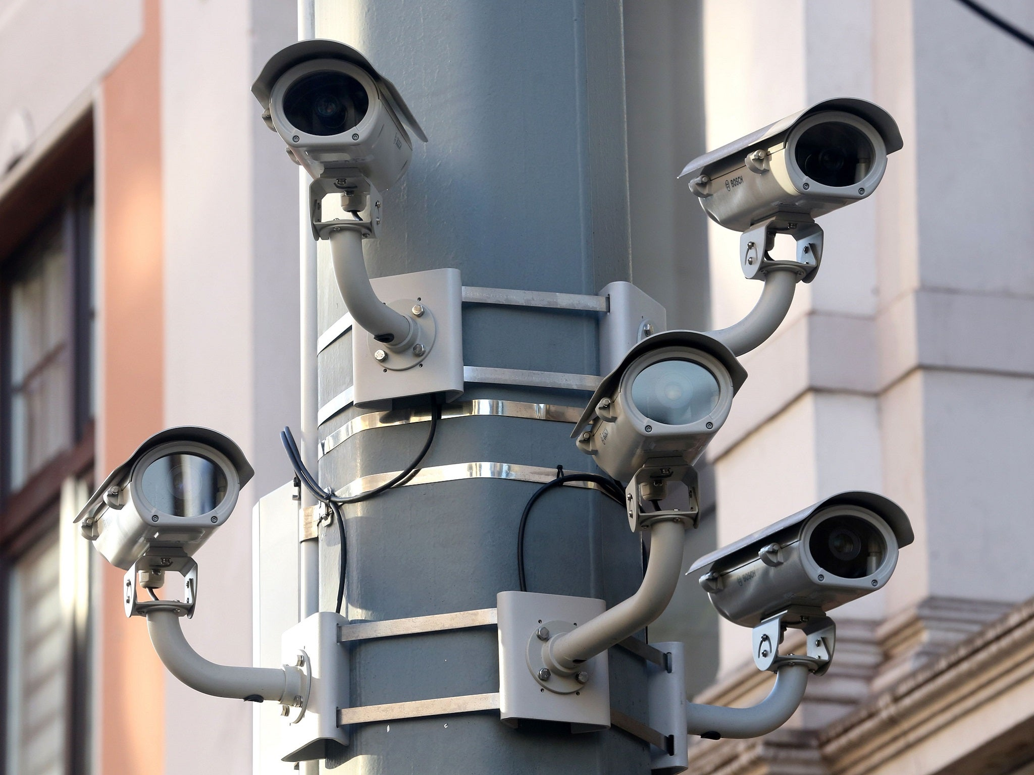 Chinese police use surveillance technology to identify