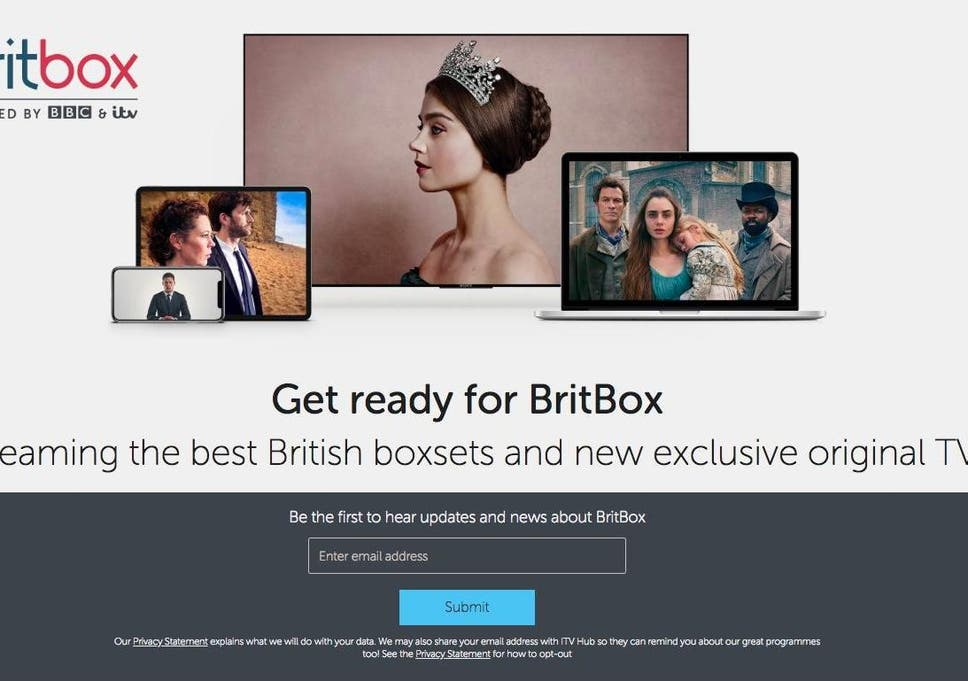 BritBox: BBC and ITV announce new Netflix rival streaming