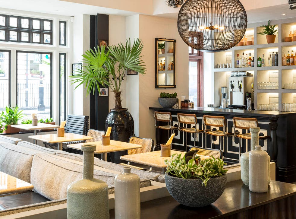 A new branch in St Christopher's Place means you can actually book a table