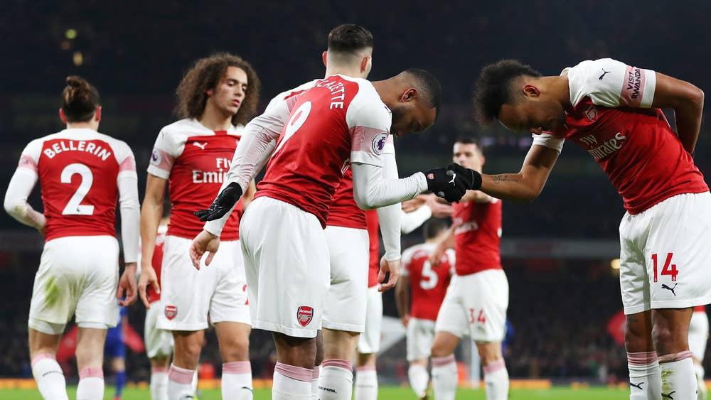 77c7608ccd9 Arsenal player power rankings  Pierre-Emerick Aubameyang falls with ...