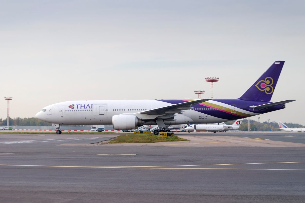 'We were utterly humiliated': Thai Airways tells plus size women they're 'too big' for business class seats