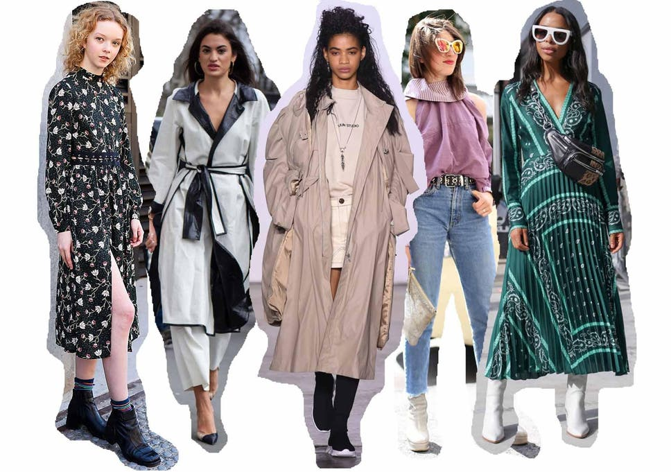 a21a1f391c274 Five style swaps to make now spring is on its way, from midi dresses to  mules