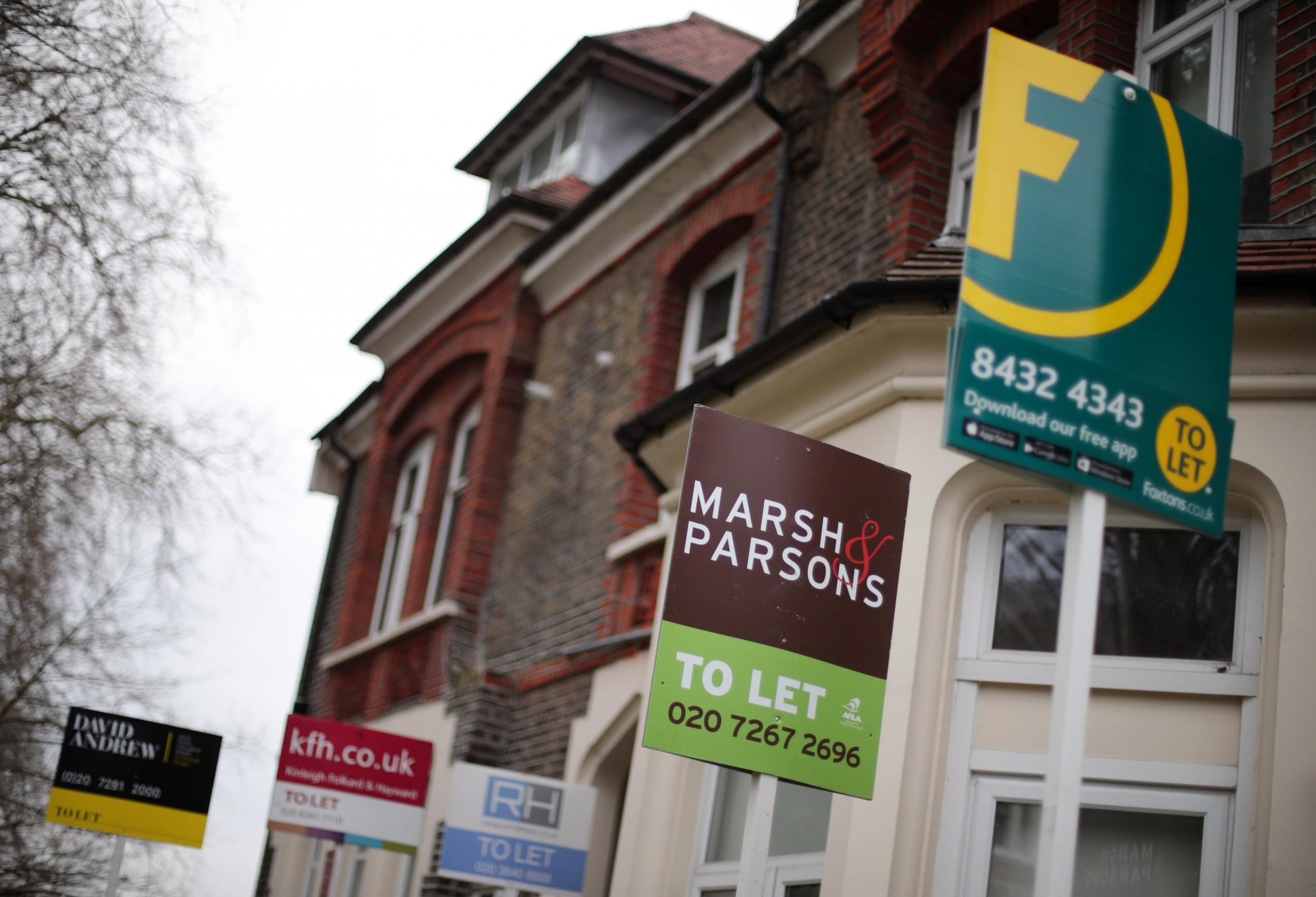 Families on housing benefit unable to afford 94% of rental homes, research finds