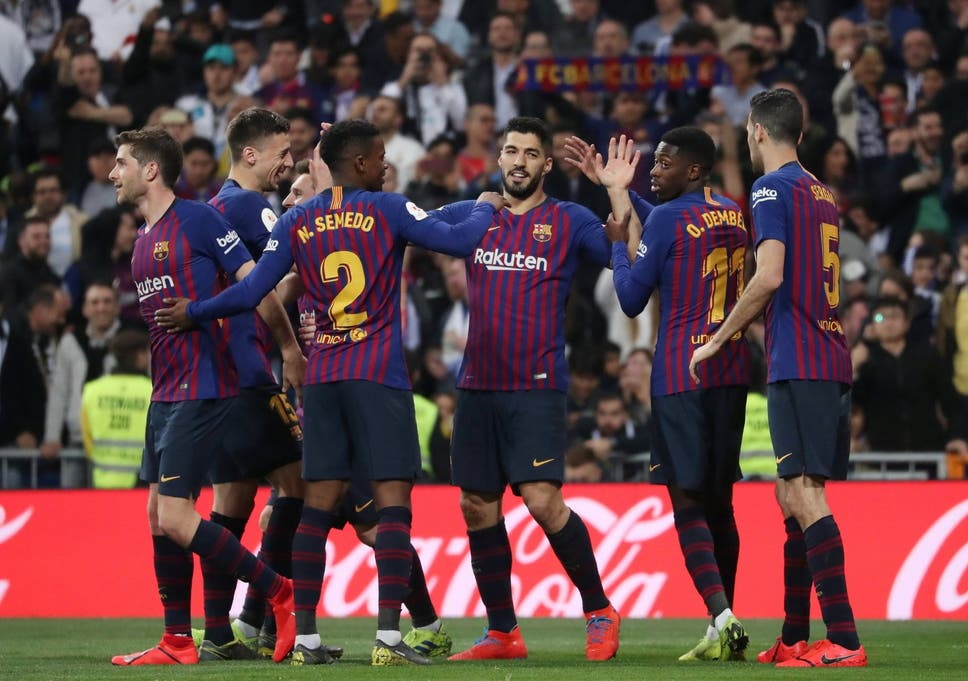 8d32a145a Real Madrid vs Barcelona: Copa del Rey final run will never be ...