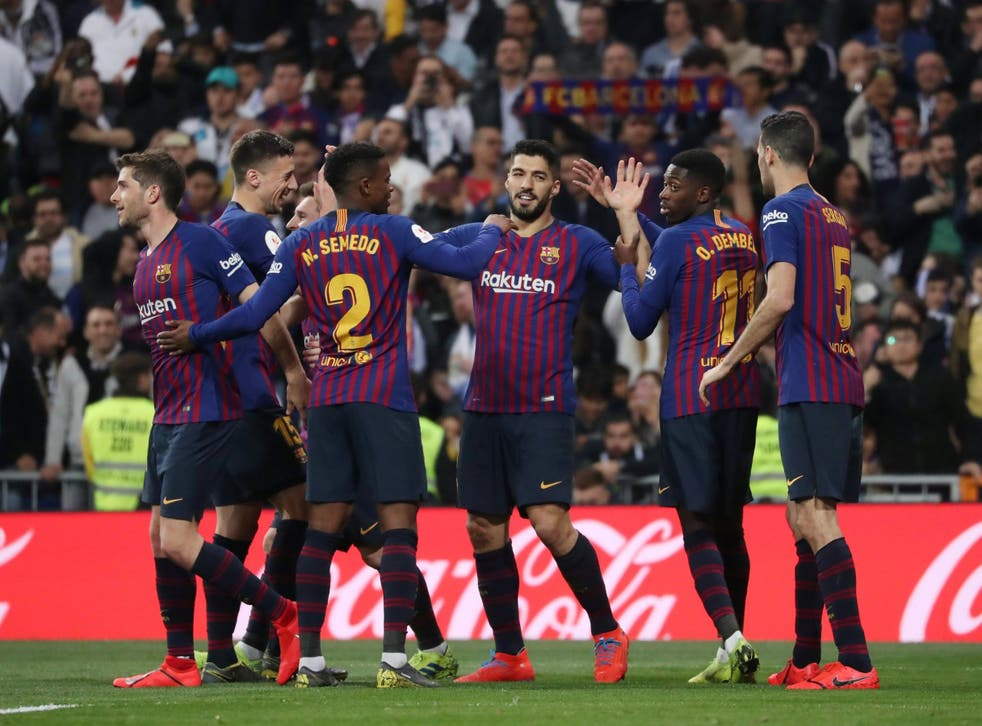 Barcelona reached yet another major final