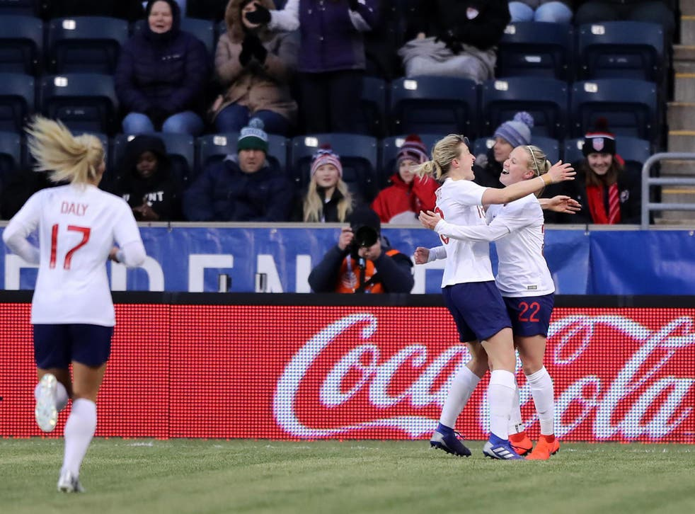 Beth Mead's sublime solo goal secured victory for England