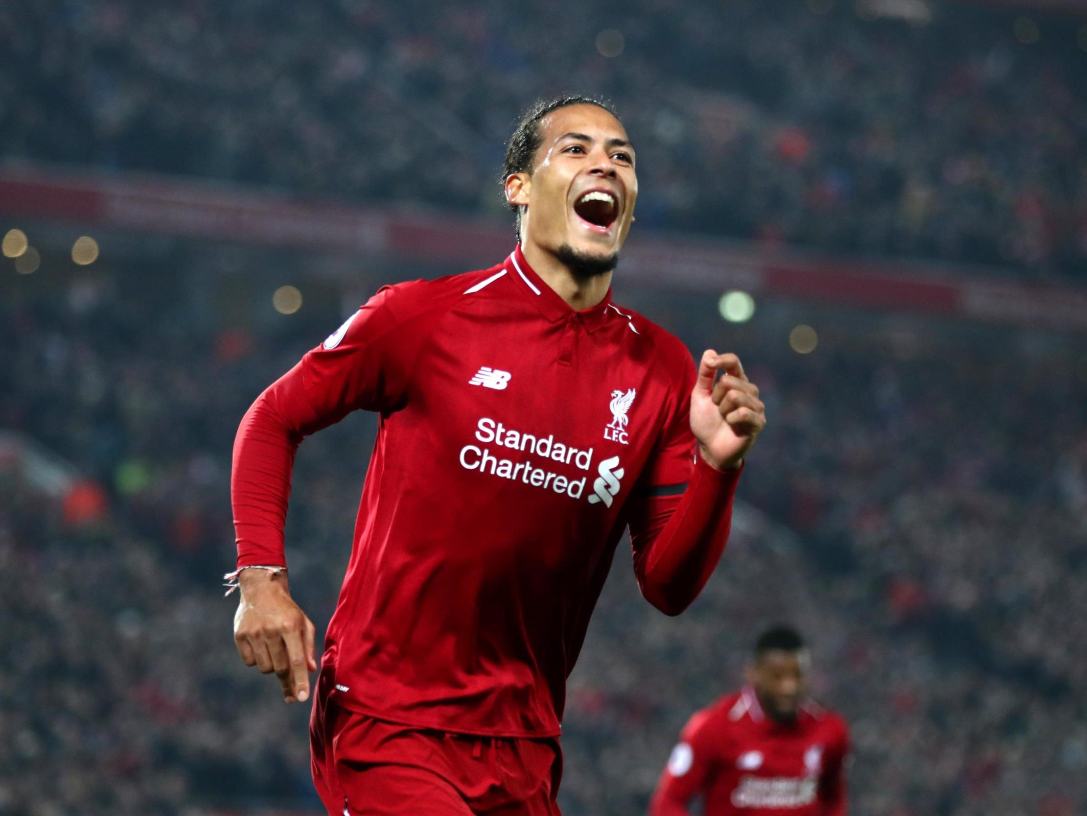Image result for van dijk