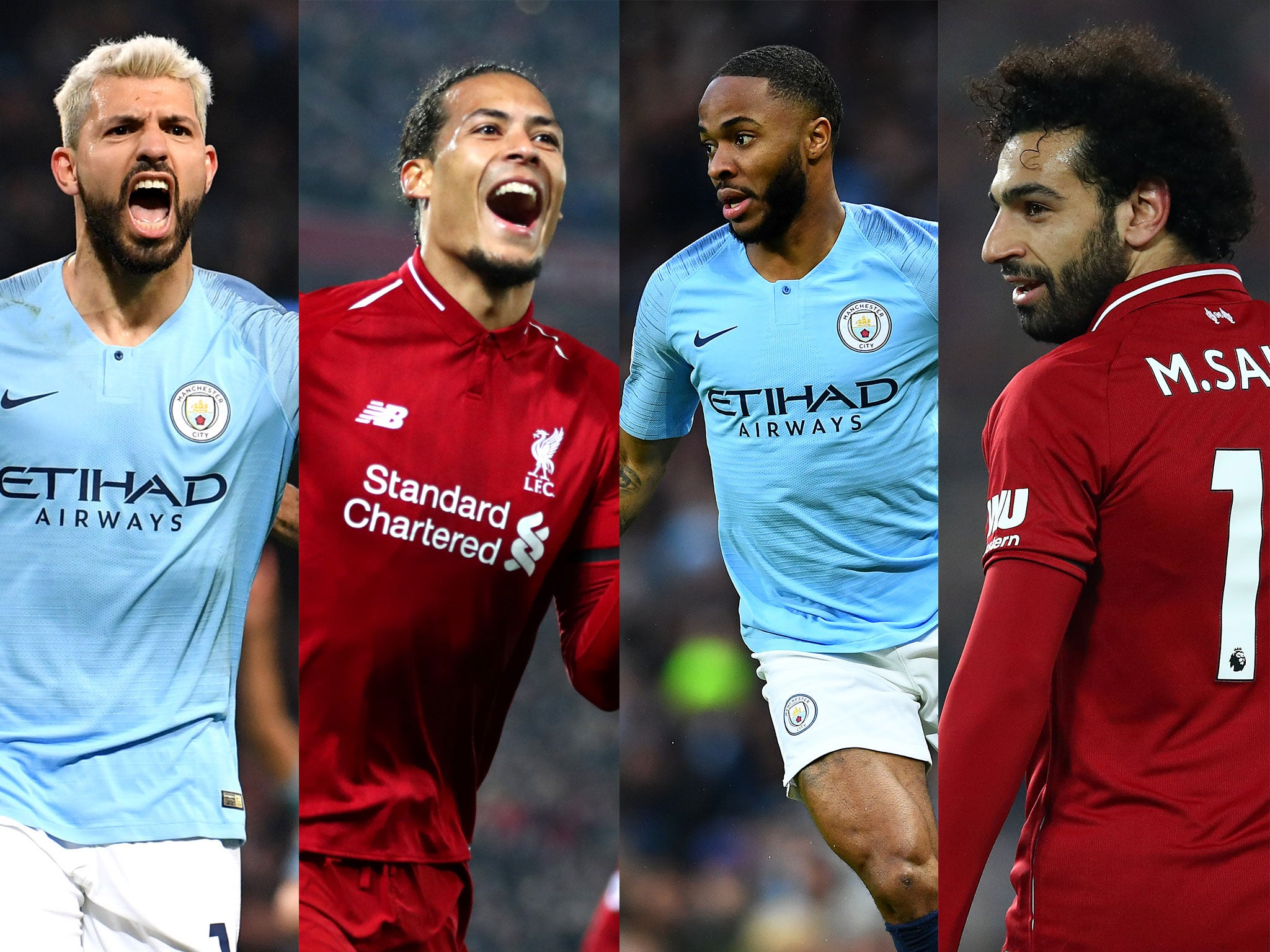 2c51e04769d Premier League title race fixtures: Who has the best run-in - Man City or  Liverpool? | The Independent