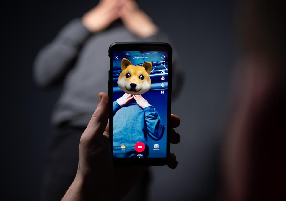 TikTok app users hit by login problems after record fine for