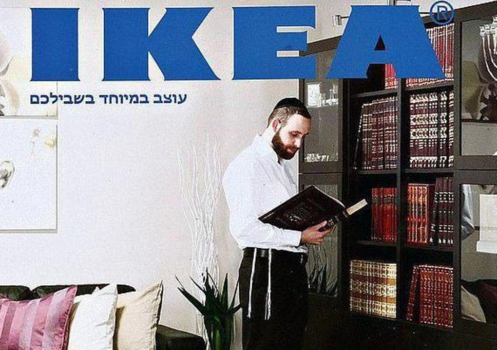 Ikea Sued For Failure To Include A Single Woman In Catalogue