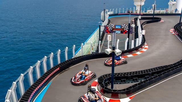 Best for families: Norwegian Cruise Line