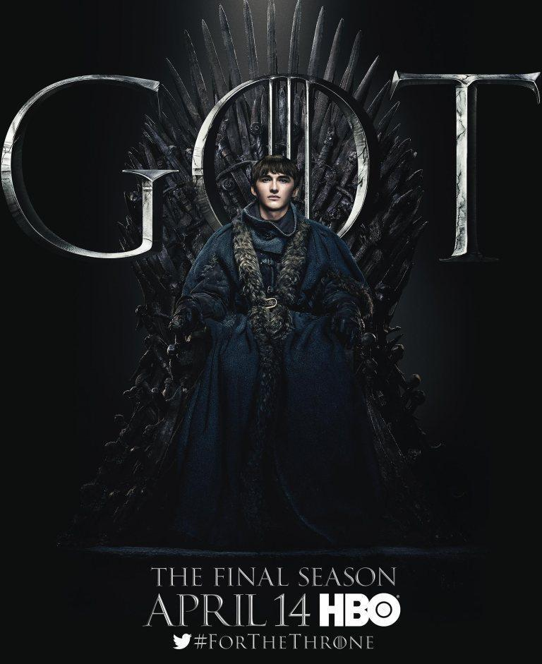 Game Of Thrones Season 8 Poster Teases Fate Of Jon Snow New