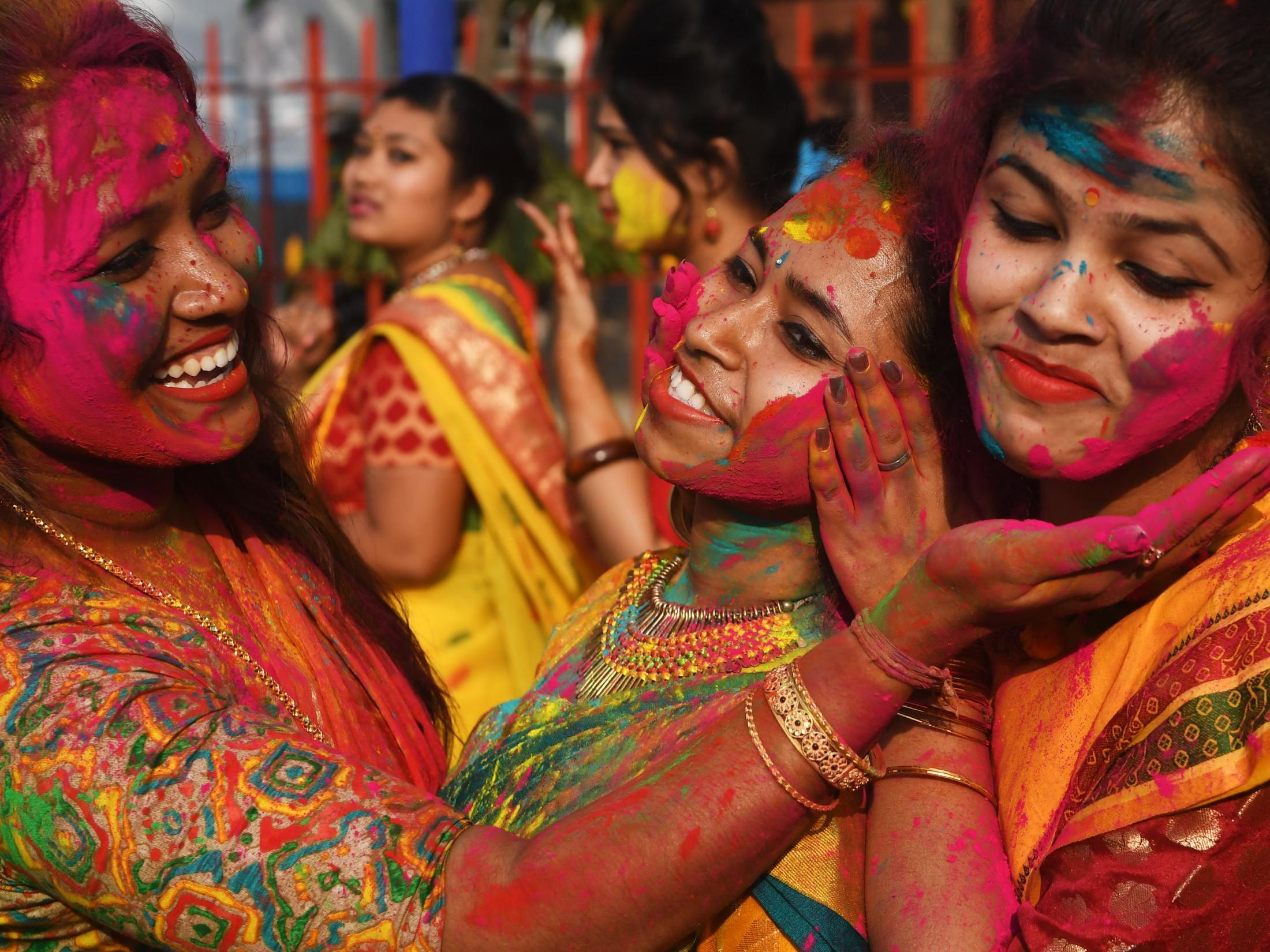 c9207d085 Holi 2019  When is the Indian Festival of Colours and how is it celebrated