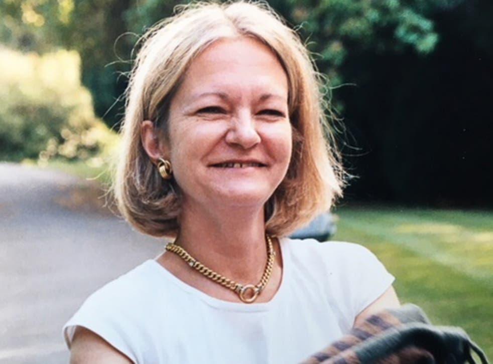 Georgina Challen, known as Sally, has been bailed