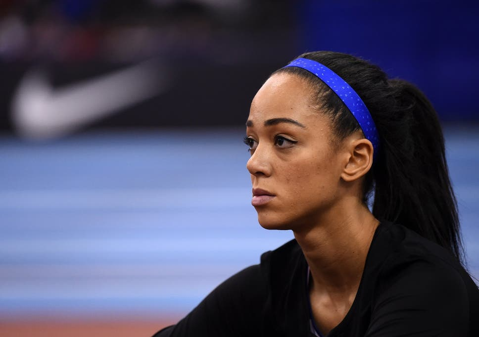 Katarina Johnson-Thompson warn...