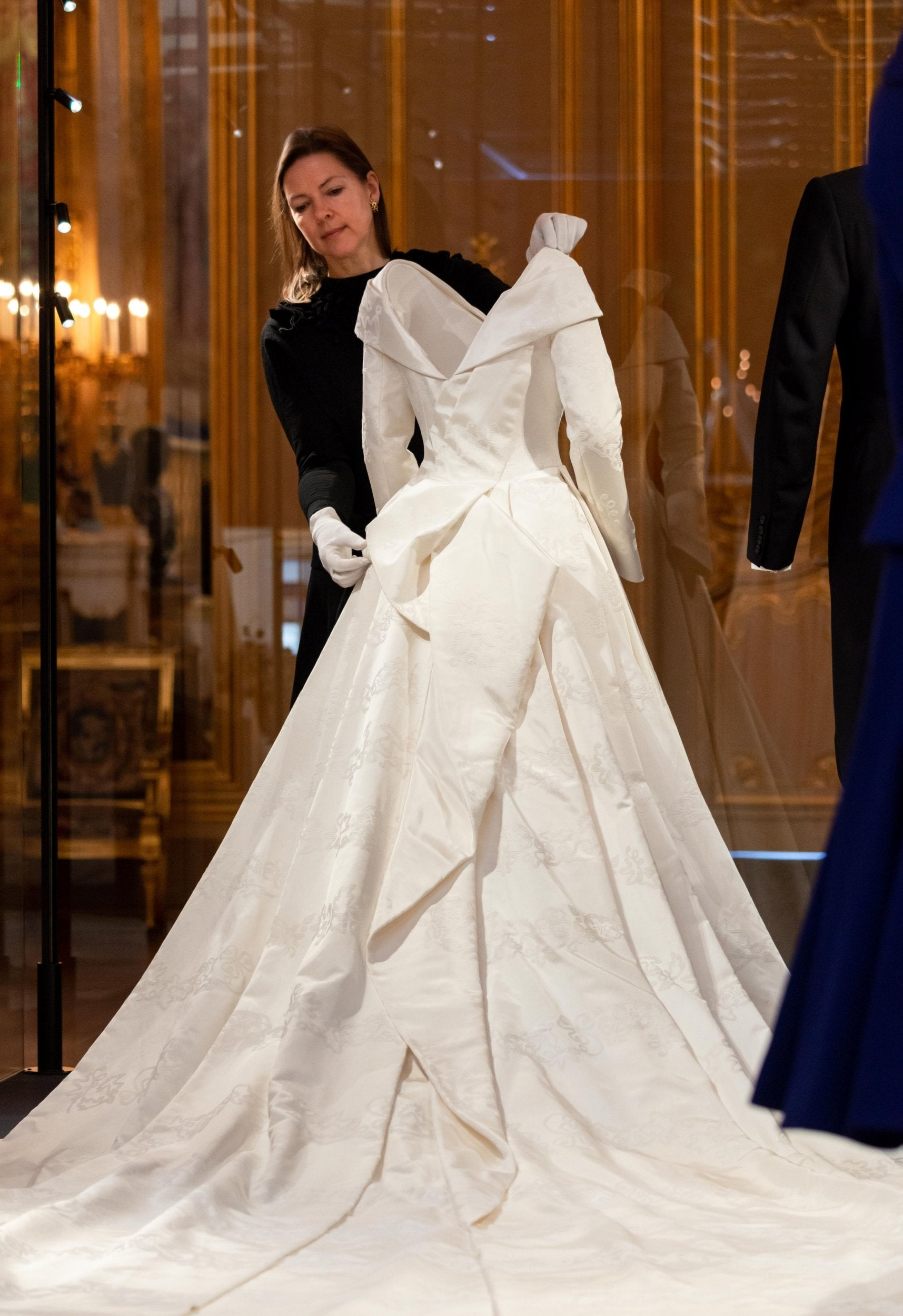 Princess Eugenie Reveals Why She Wanted Her Wedding Dress To Show