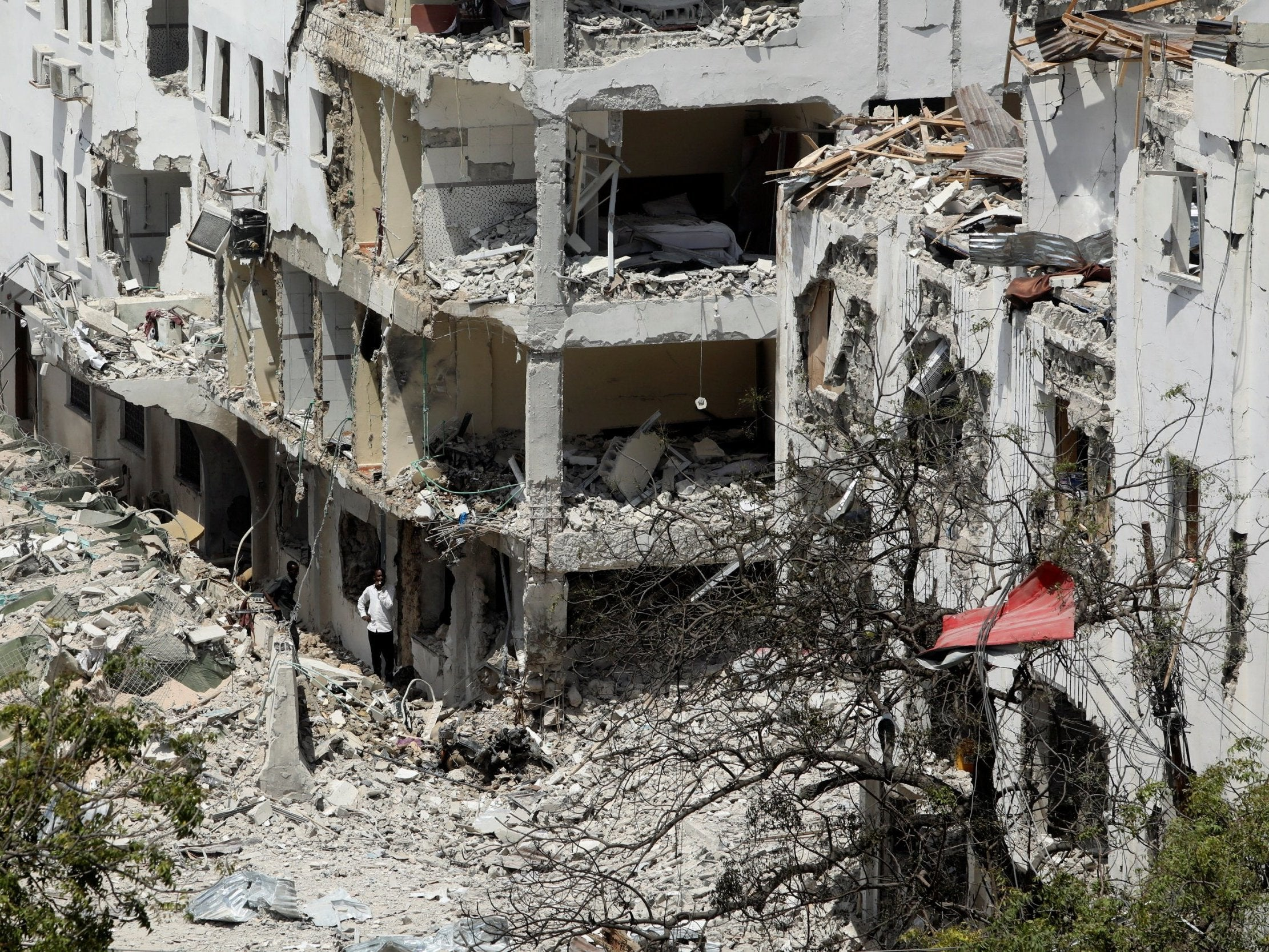 Mogadishu - latest news, breaking stories and comment - The Independent