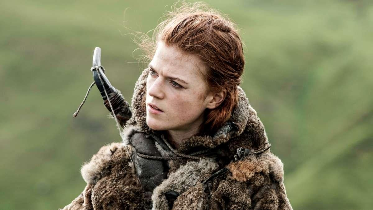 43. Ygritte