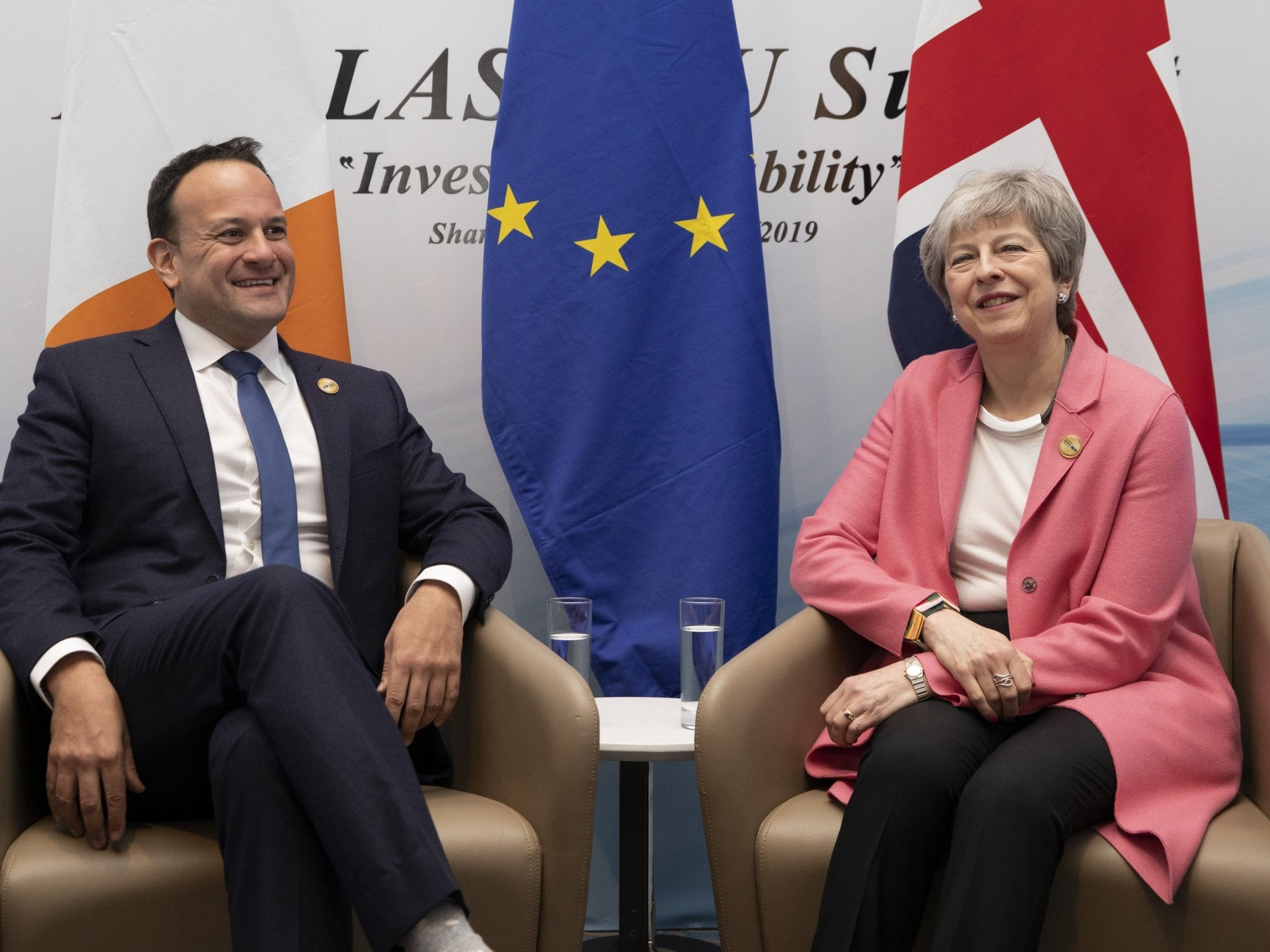 No-deal Brexit unlikely, says Irish prime minister