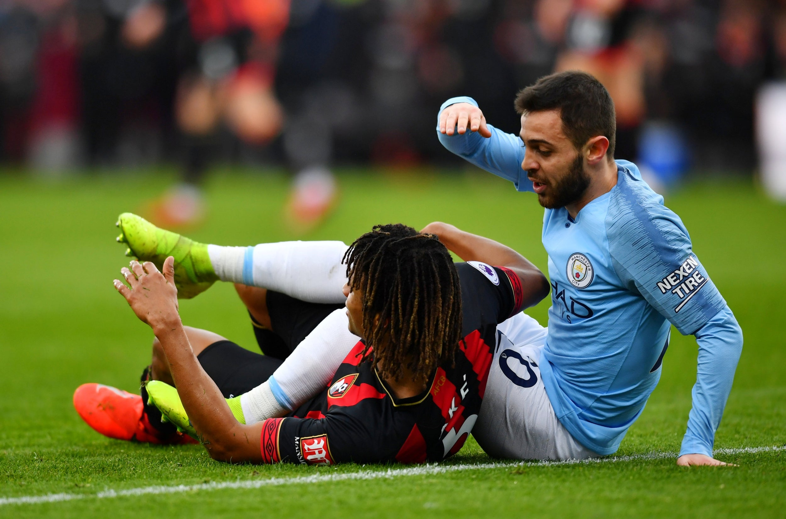bournemouth vs man city - HD 2500×1652