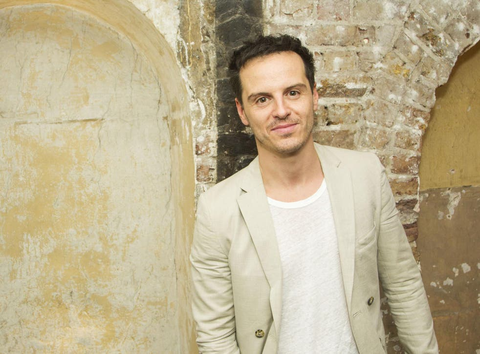 Scott is perhaps best known for playing Moriarty in the BBC's Sherlock