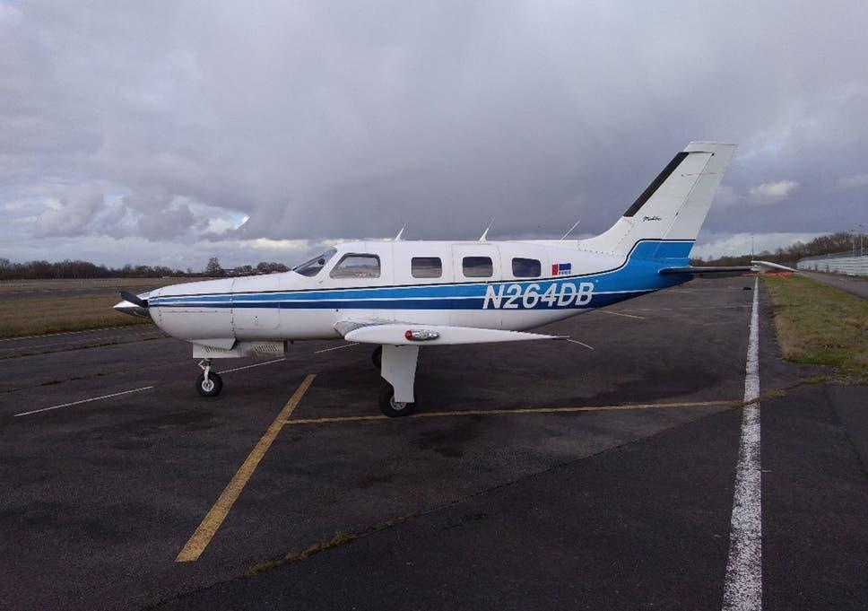 Emiliano Sala crash pilot never finished commercial flying