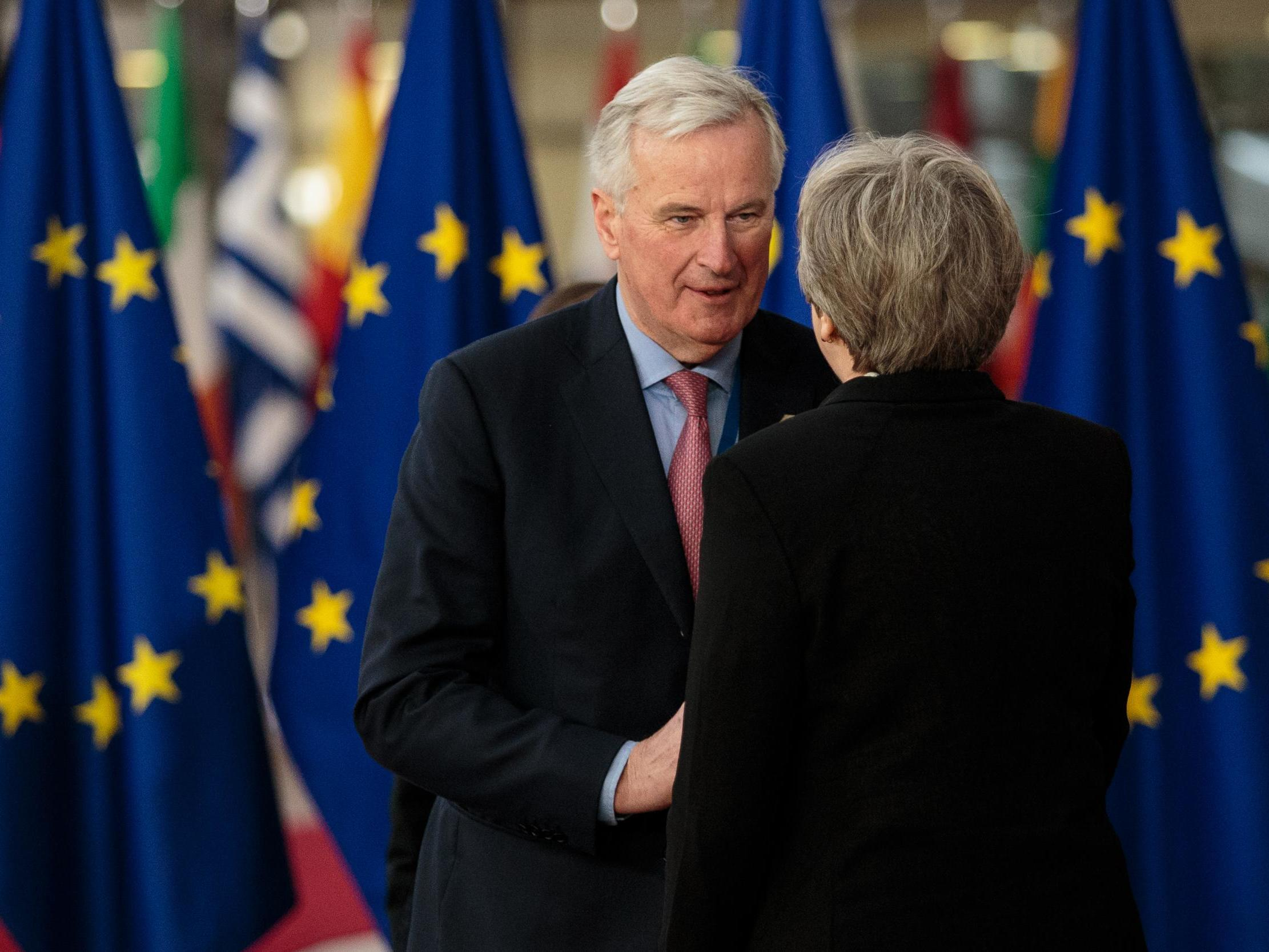 EU chief Michel Barnier gives UK ultimatum – 'If you want to delay Brexit, you need a new plan'