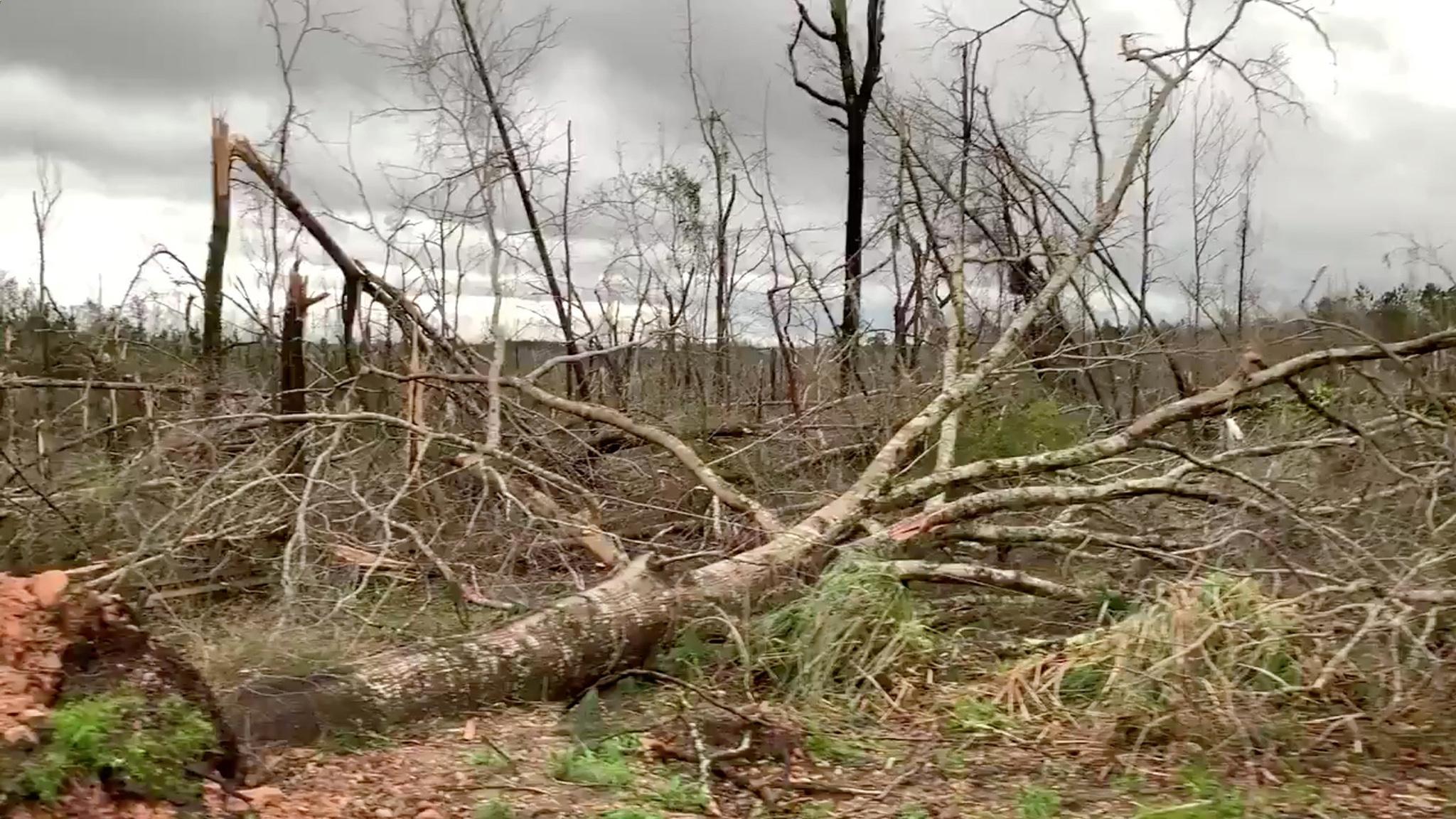 424b17cae49 Kentucky tornado  Children miraculously survive after twister rips apart  church