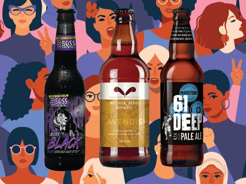 Best beers brewed by women: Pale ales, IPA's and stouts that