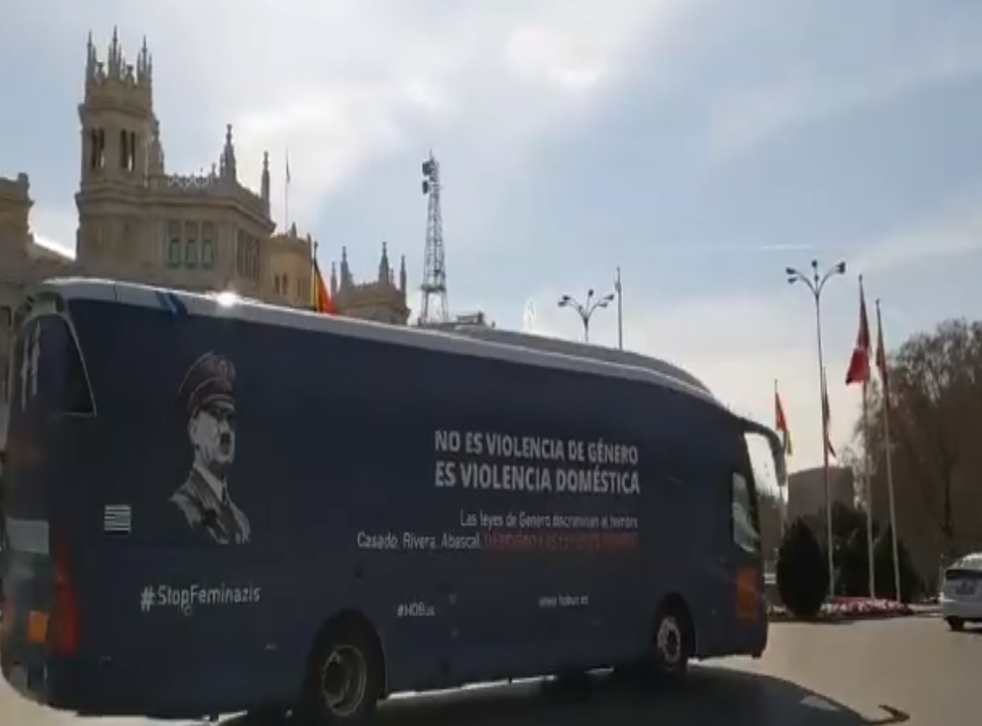 The bus will make its way through several Spanish cities such as Barcelona, Valencia, Seville, Cádiz and Pamplona