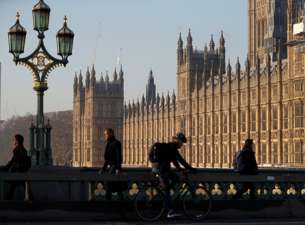 Over a dozen Conservative MPs were set to vote for the plans bringing a defeat for the govenrment