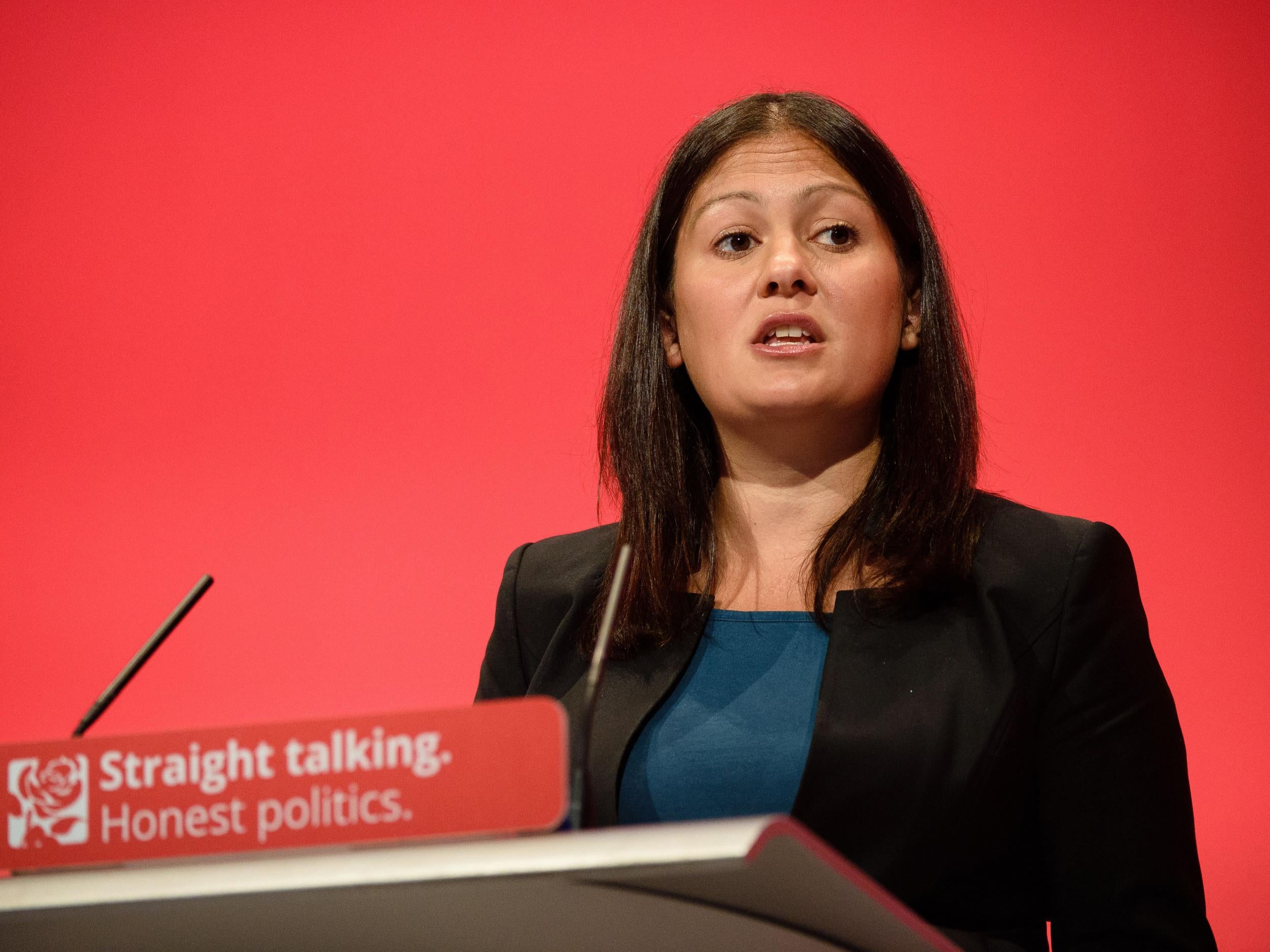 Labour leadership: Lisa Nandy declares ambition to succeed Jeremy Corbyn as left-wingers endorse Rebecca Long-Bailey for top job