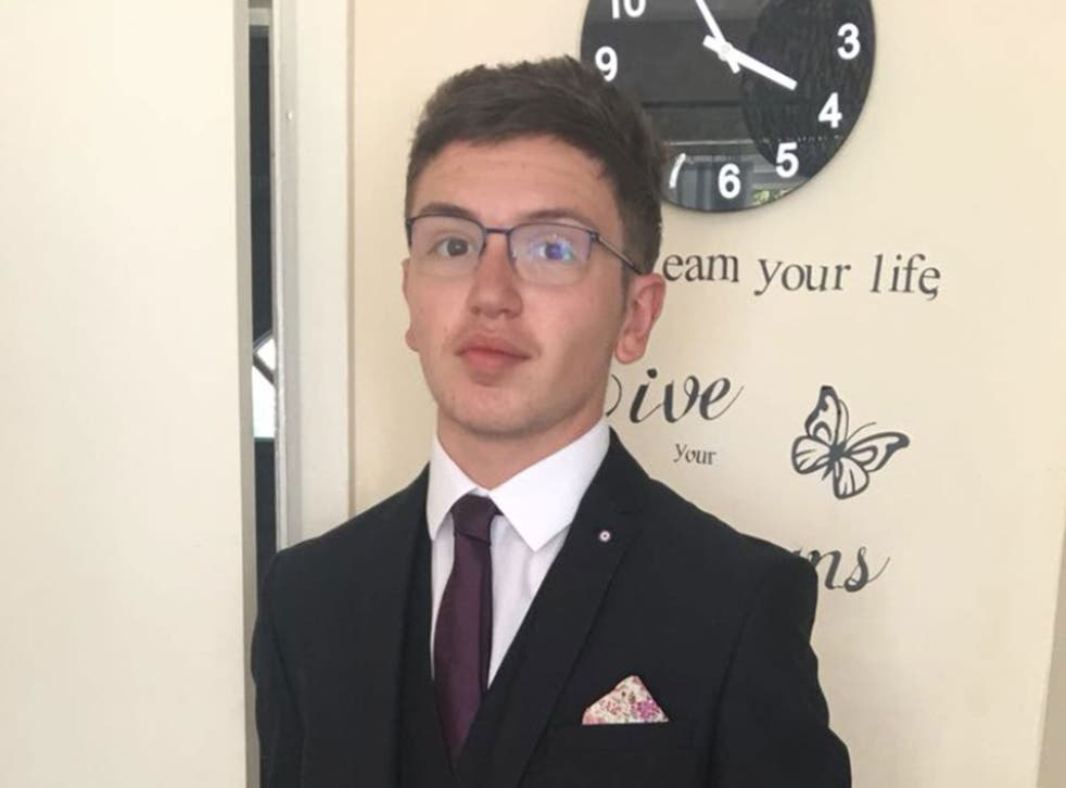 Yousef Makki, 17, was stabbed to death in Hale Barns, Greater Manchester, on 2 March
