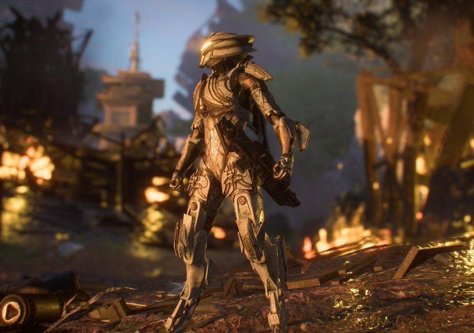 Anthem PS4 players complain about game causing PlayStations