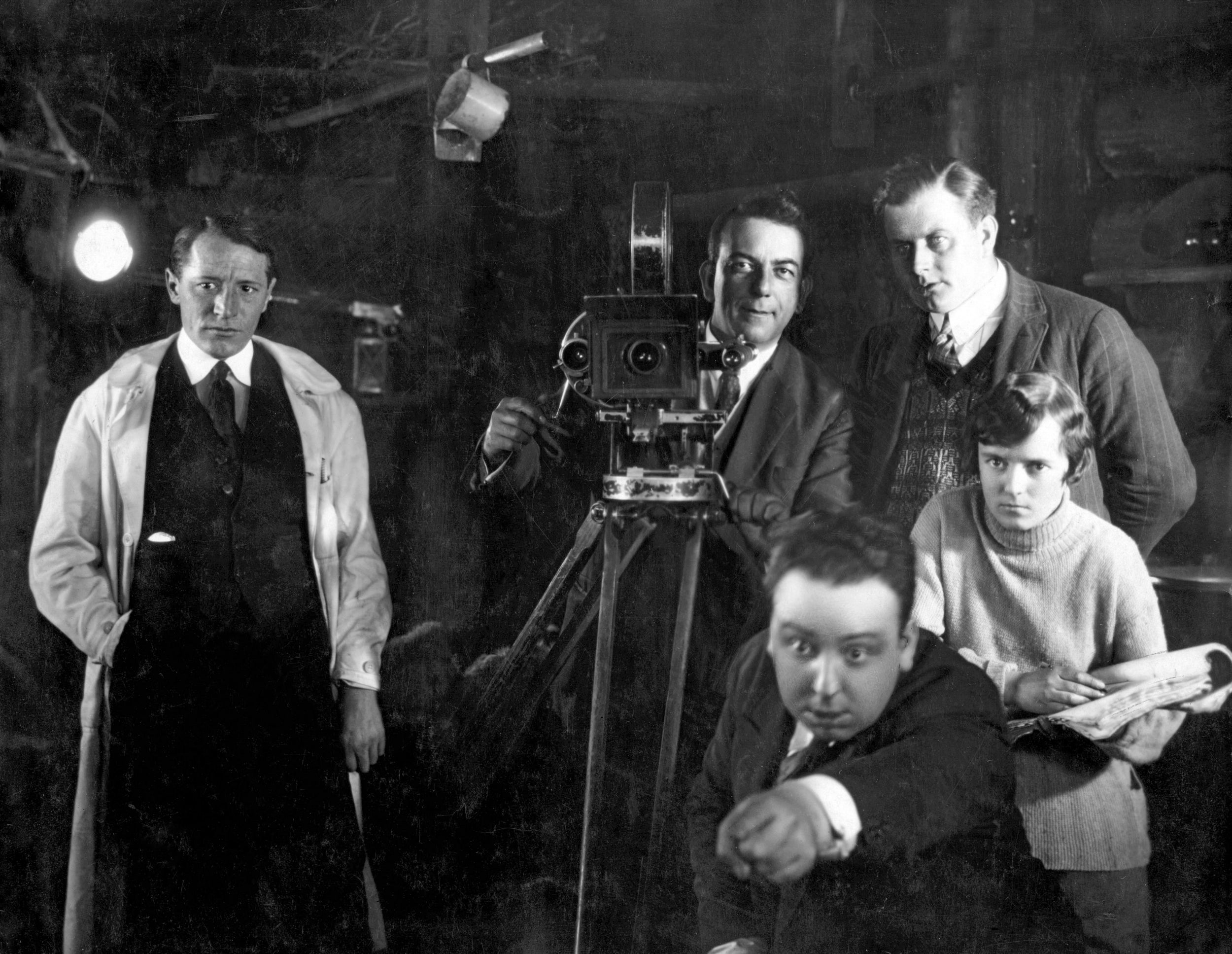 Alfred Hitchcock in photos: Behind the scenes of his most