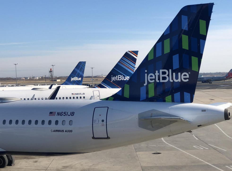 Boarding now: JetBlue's terminal at New York JFK airport