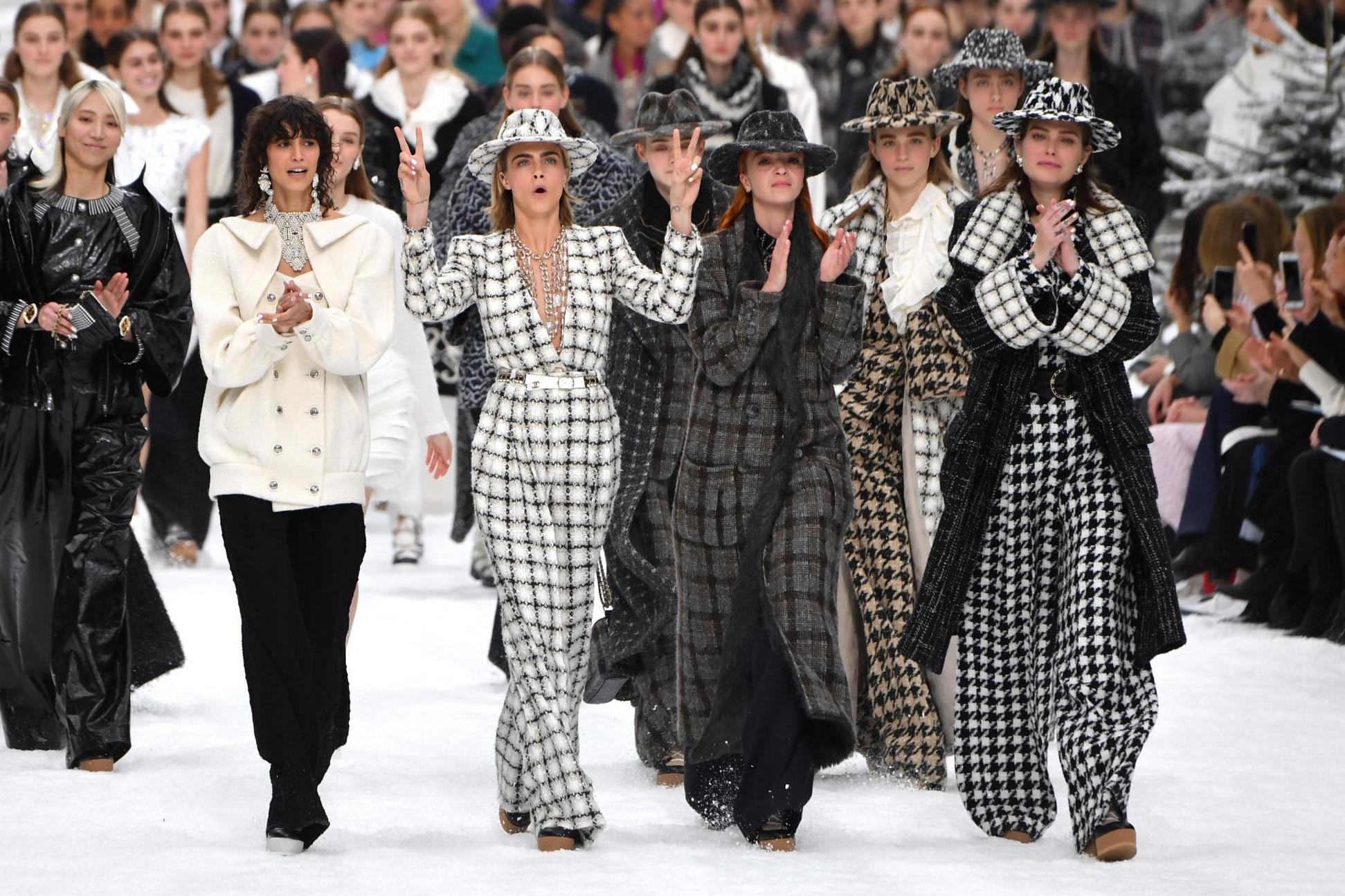Paris Fashion Week 2019 Latest News Breaking Stories And Comment