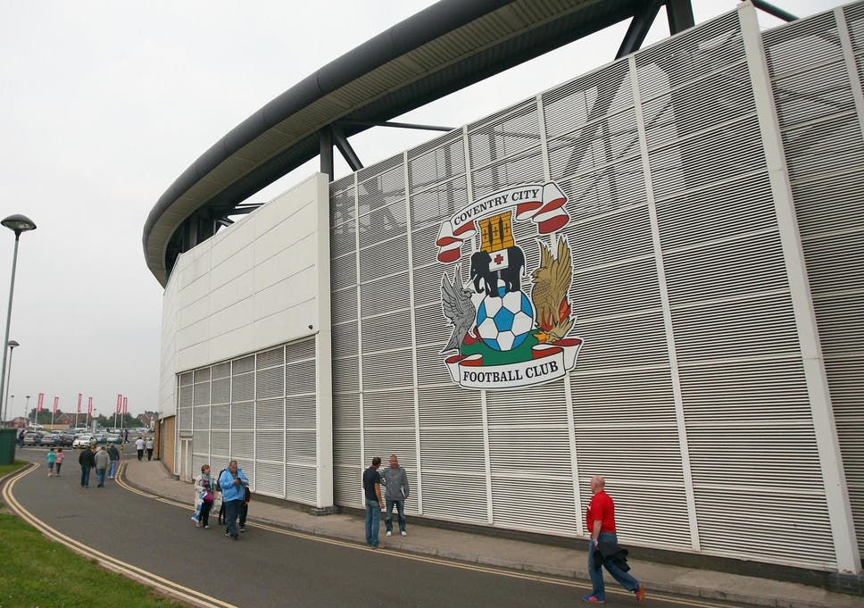 coventry city fight to save their football league status as ricohcoventry city are fighting for their future