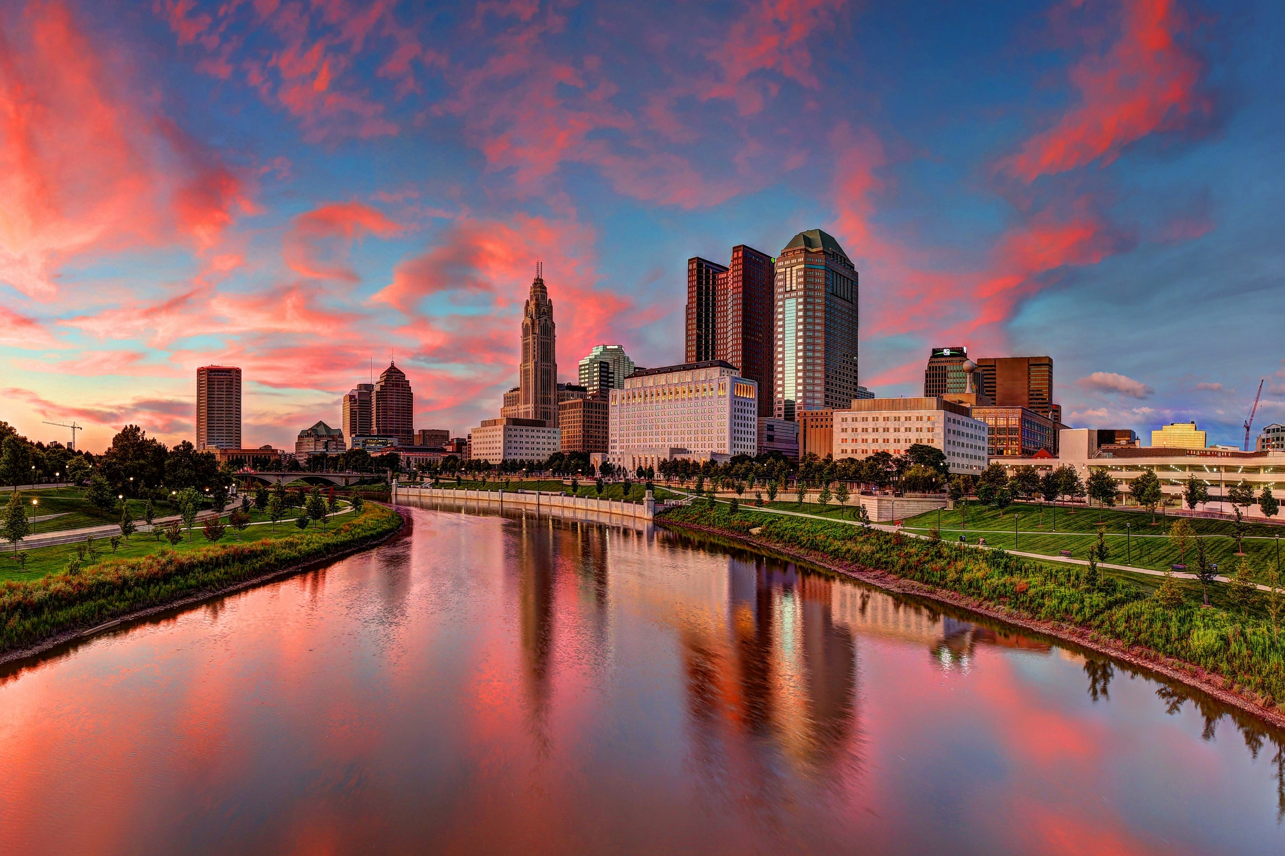 Columbus, Ohio: Is this the American city of the future?