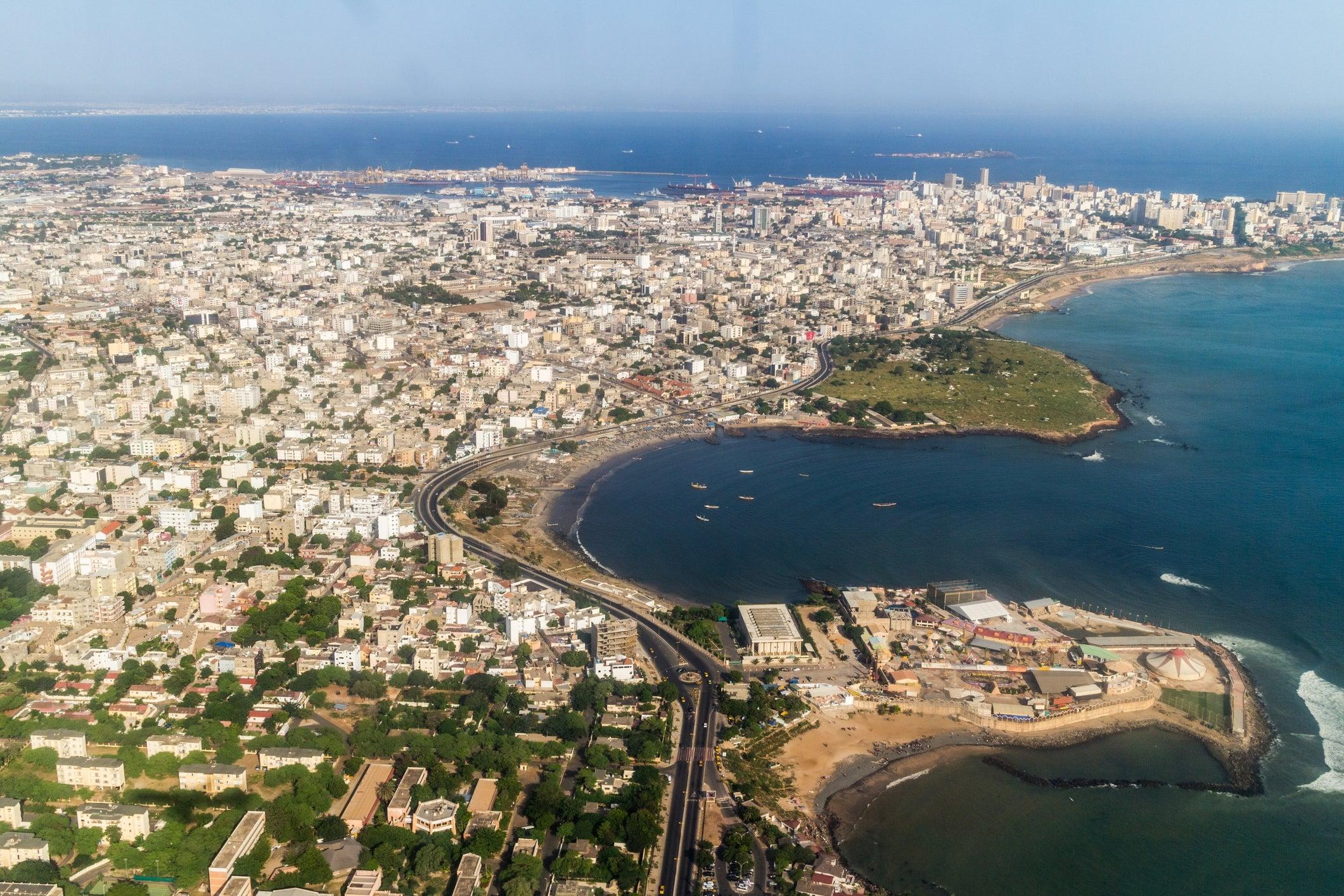 Dakar, Senegal: An oasis of freedom in a region of unrest