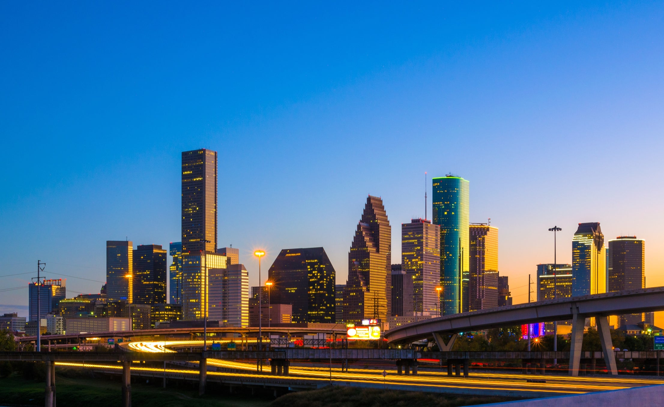 Houston: Rebounding bigger and better after a hurricane