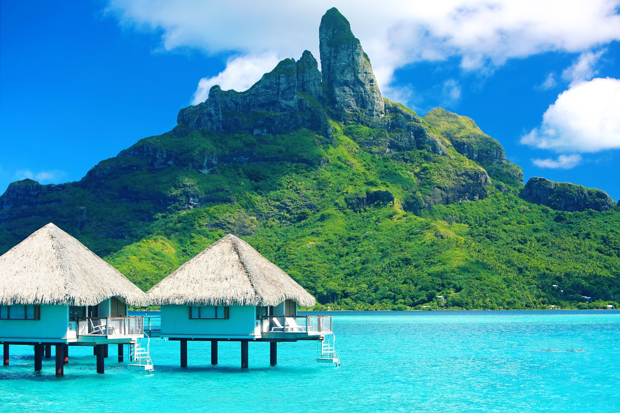The islands of Tahiti: The birthplace of the overwater bungalow ups its ecotourism